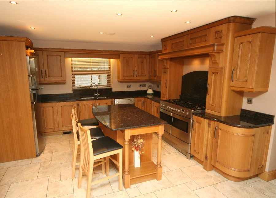 kitchens in donegal kitchen design