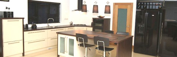 Choice of Kitchens