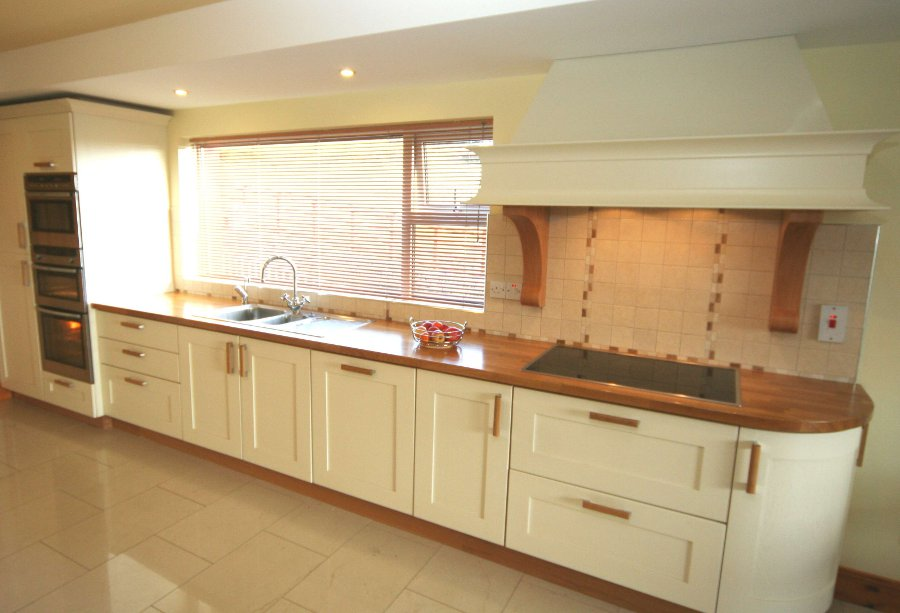 Modern Kitchens from Paul James  Co Donegal